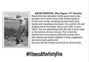 C stretch